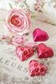 Valentine sprinkles for ma so cute ellen🌺🌹💖 - haleydewit photo