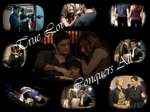 Victor/Sierra wallpaper - True cinta Conquers All