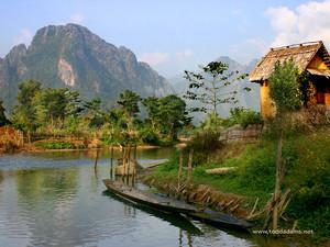 Vieng Phouka, Laos