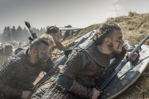 "Vikings ""Ragnarok"" (5x20) promotional picture"