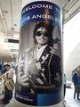 Michael Grammy greetings from Los Angeles  - michael-jackson photo