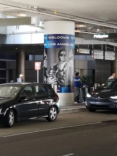 마이클 잭슨 바탕화면 entitled Welcome to Los Angeles
