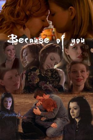 Willow/Tara Fanart - Don't 你 Remember?