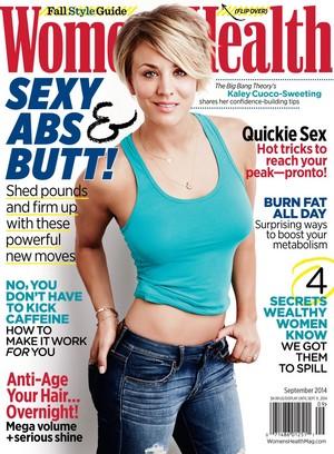 Women's Health Magazine Cover