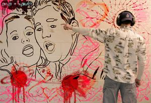 Xander/Anya Wallpaper