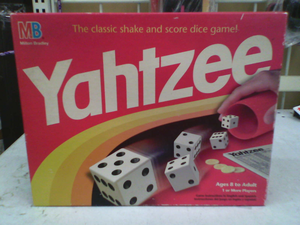 Yahtzee (1996 Version)