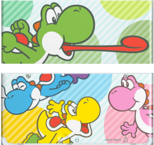 Yoshi Cover Plates
