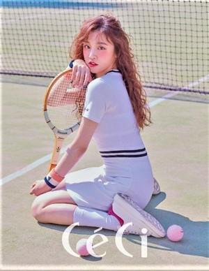 Yuqi ~ (G)I-DLE ~ Ceci Photoshoot