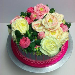 beautiful flower cakes🎂🌸
