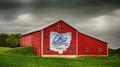 Ohio Bicentennial granero
