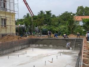 swimmingpool construction