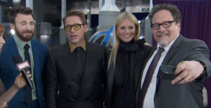 Avengers: Endgame World Premiere in Los Angeles, April 22nd, 2019