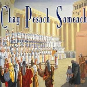 🕎Happy Passover!✡️Chag Pesach Sameach!🕎