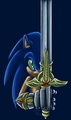 . Speed And Honour .  - sonic-the-hedgehog fan art