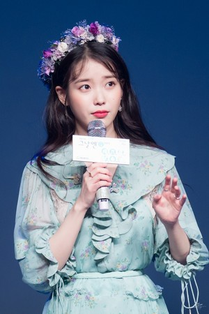 190504 IU at Gnal-N Фан Meeting