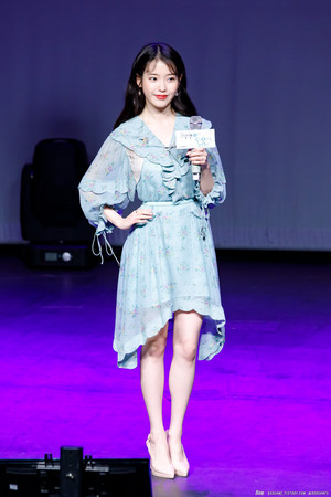190504 IU at Gnal-N Fan Meeting