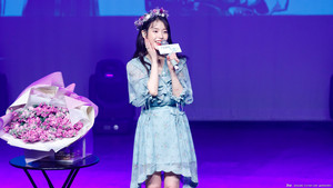 190504 IU at Gnal-N shabiki Meeting