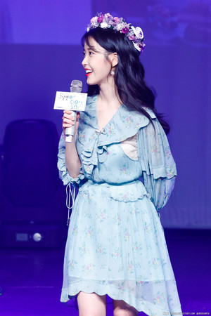 190504 IU at Gnal-N tagahanga Meeting