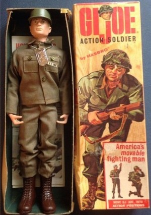 1964 First Edition Of G.I. Joe