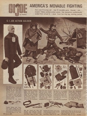 1964 Sears G.I. Joe Promo Af