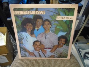 1982 Debut Release, All This Love