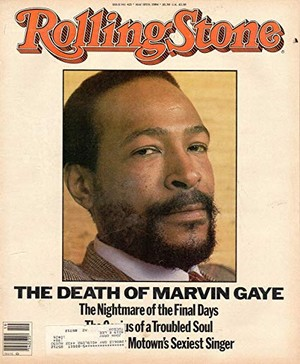 1984 Article Pertaining To The Passing of Marvin Gaye