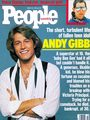 1988 artikel Pertaining To The Passing Of Andy Gibb