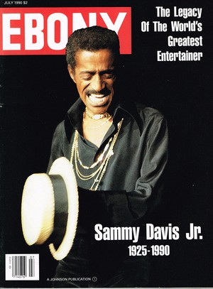 1990 Commemorative Issue Of Ebony