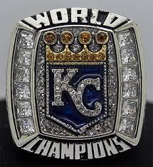 2015 World Series Championship Ring