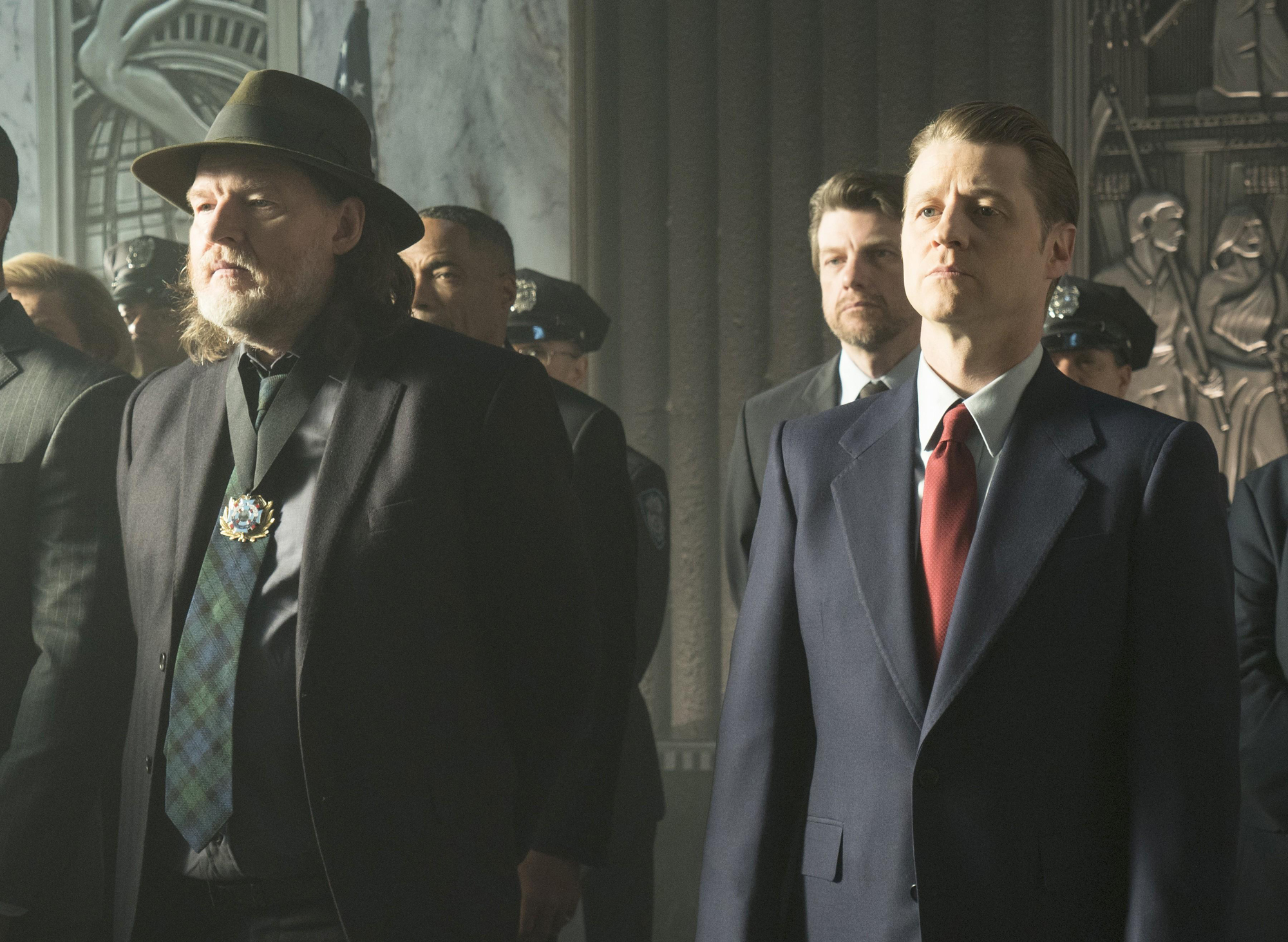 5x11 - They Did What - Bullock and Gordon