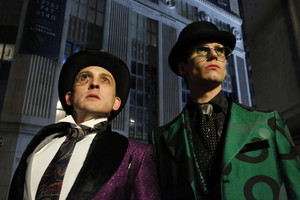 5x12 - The Beginning - pinguin and Riddler