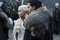 8x01 ~ Winterfell ~ Aegon and Daenerys - game-of-thrones photo