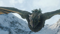 8x01 ~ Winterfell ~ Aegon and Rhaegal - game-of-thrones photo
