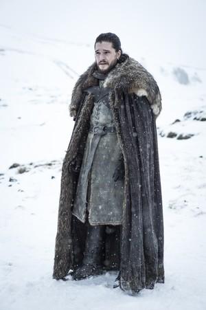 8x01 ~ Winterfell ~ Aegon