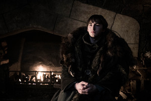 8x01 ~ Winterfell ~ Bran