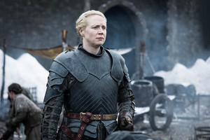 8x01 ~ Winterfell ~ Brienne