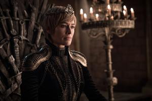 8x01 ~ Winterfell ~ Cersei