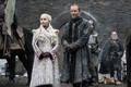8x01 ~ Winterfell ~ Daenerys and Jorah - game-of-thrones photo
