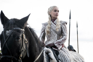 8x01 ~ Winterfell ~ Daenerys