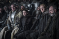 8x01 ~ Winterfell ~ Lyanna, Bronze, Brienne and Davos - game-of-thrones photo