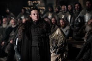 8x01 ~ Winterfell ~ Lyanna