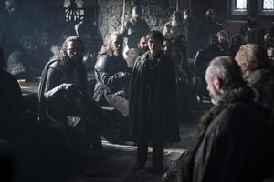 8x01 ~ Winterfell ~ Ned