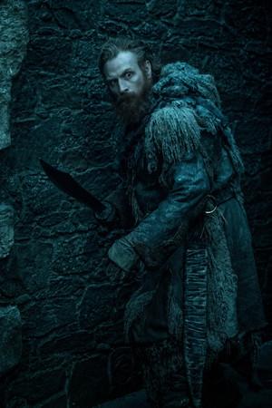 8x01 ~ Winterfell ~ Tormund
