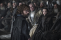 8x01 ~ Winterfell ~ Tyrion and Lyanna - game-of-thrones photo