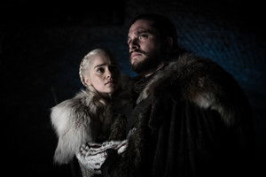 8x02 ~ A Knight of the Seven Kingdoms ~ Aegon and Daenerys