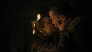 8x02 ~ A Knight of the Seven Kingdoms ~ Arya and Gendry