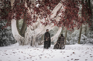 8x02 ~ A Knight of the Seven Kingdoms ~ Bran and Jaime