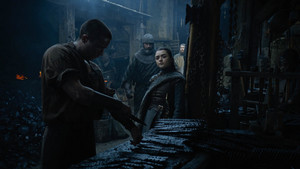 8x02 ~ A Knight of the Seven Kingdoms ~ Gendry and Arya