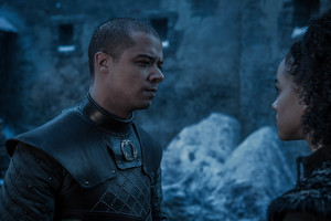 8x02 ~ A Knight of the Seven Kingdoms ~ Grey Worm and Missandei