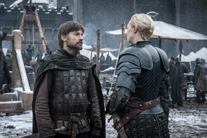 8x02 ~ A Knight of the Seven Kingdoms ~ Jaime and Brienne